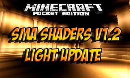 SMA Shaders v1.2 ��� Minecraft PE