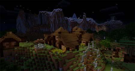 Карта Imperial City для Minecraft PE