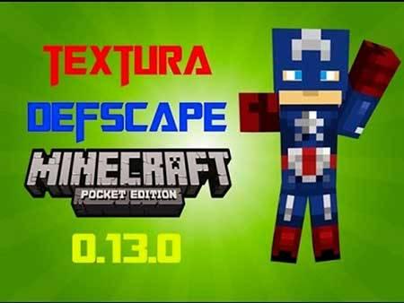�������� Defscape [64×64] ��� Minecraft PE