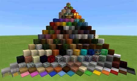 Текстуры Defscape [64×64] для Minecraft PE