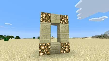 Dimension mod - 7 новых измерений в Minecraft PE
