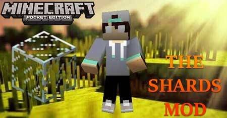 The Shards - Осколки стекла и льда в Minecraft PE