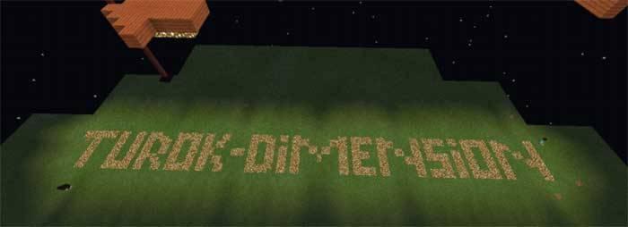 Карта Turok Dimension Begin для Майнкрафт ПЕ