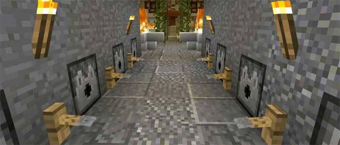Карта Tomb Crafter 2: Egypt для Minecraft PE