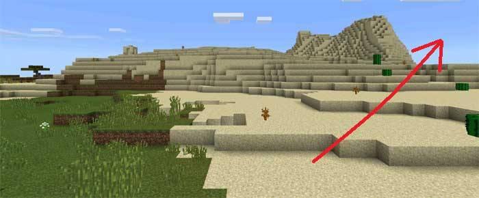 1277659 - Сид на тайную деревушку в пустыни