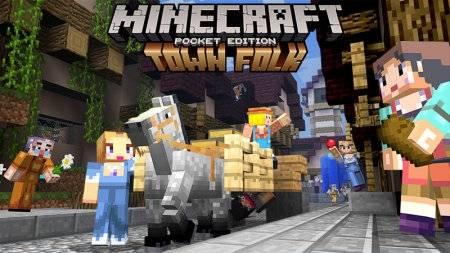 Все скины со всех версий Minecraft PE включая 0.15.0 версию
