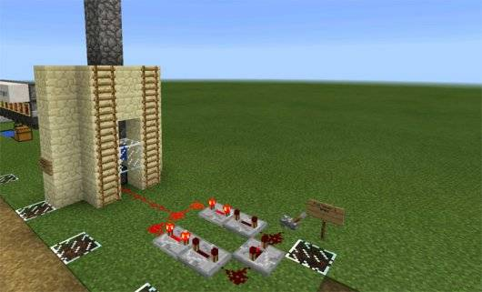 ����� 8 Automatic Farms - �������������� ����� � Minecraft PE