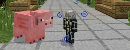 Pocket Heroes Mod - Супергерои в Minecraft PE