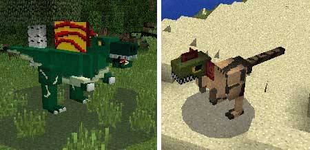 Jurassic Pocket — Динозавры в Minecraft PE