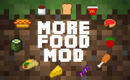 More Food Mod - ����� ��� � Minecraft PE