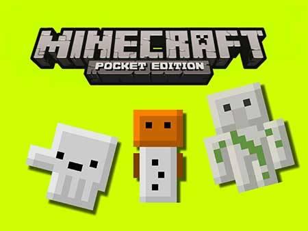 Inventory Pets PE Mod для Minecraft PE