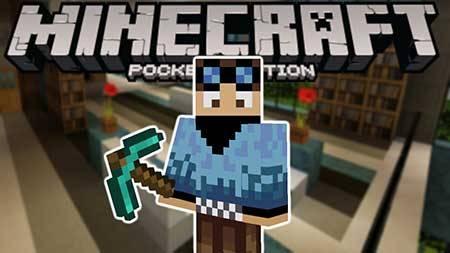 Текстур пак ModernPack для Minecraft PE
