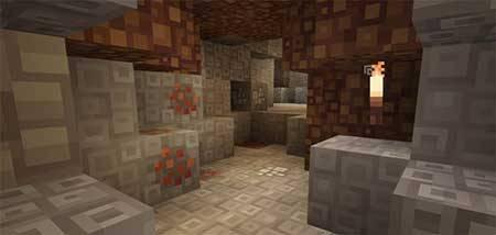 Текстуры Ignaf's Quadral для Minecraft PE