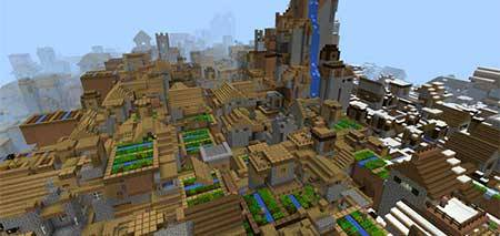 ��� More Villages - ����� ������� � Minecraft PE