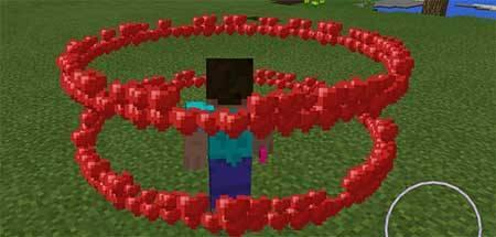 Мод Magical Staff для Minecraft PE