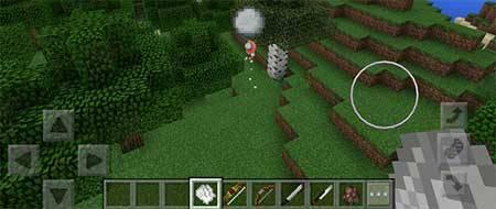Мод PocketCombat для Minecraft PE