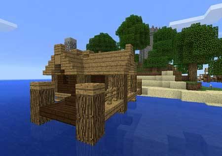 ����� Craftica Island � ������ ���������!