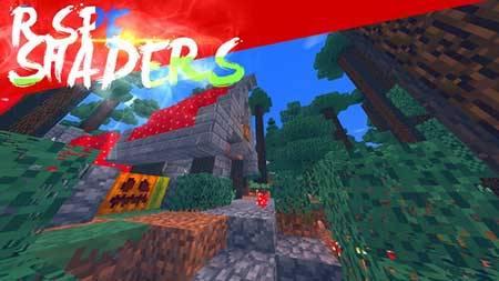 Шейдеры RSPE для Minecraft PE
