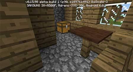 Деревня с кузницей для Minecraft PE 0.15.X и 0.16.X