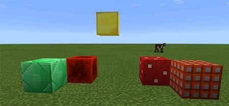 Мод Super Mario для Minecraft PE