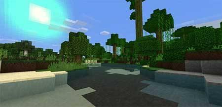 Текстуры Greeden для Minecraft PE