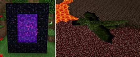 Мод Wyverns - Ручные драконы в Minecraft PE