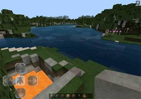 Текстуры Flows HD для Minecraft PE