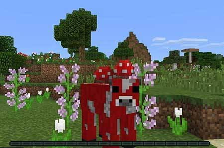 Morph мод для Minecraft PE