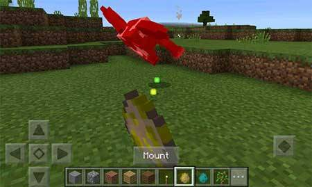 One Punch Man мод для Minecraft PE