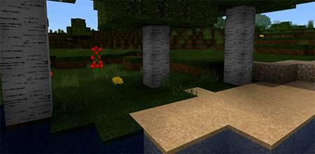 Текстуры LIFE для Minecraft PE