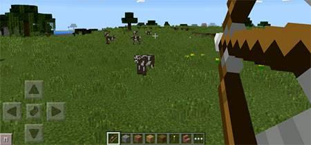 Aimbot Mod для Minecraft PE