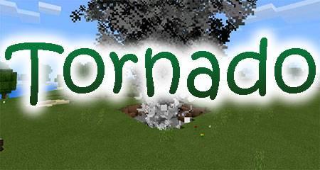 Мод Tornado для Minecraft PE