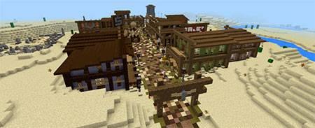 Карта Hang Him! для Minecraft PE