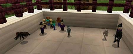 Мод Ant World для Minecraft PE
