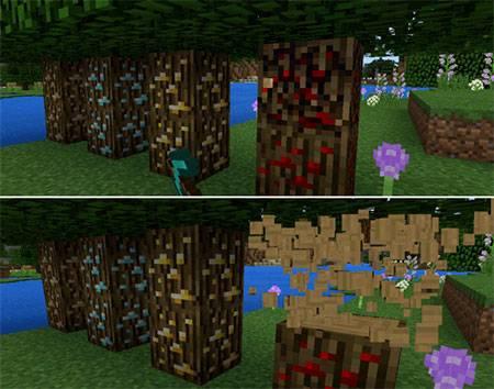 мод на выращивание деревьев
