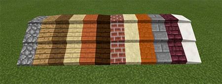 Мод Ramps Resource Pack для Minecraft PE