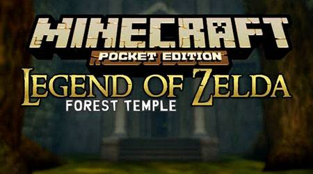 Текстуры The Legend of Zelda для Minecraft PE