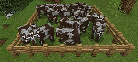 Мод Loot-tastic для Minecraft PE
