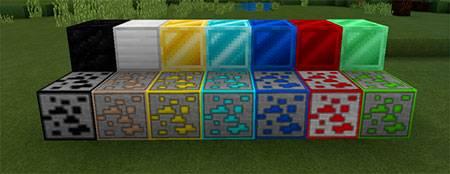 Текстуры Dynamic Duo PVP для Minecraft PE
