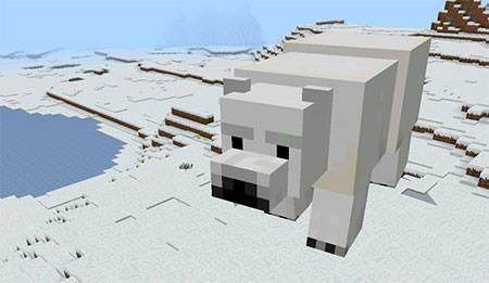GigaMobs Addon для Minecraft PE