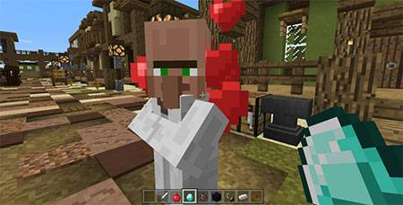 Villager Companion для Minecraft PE