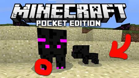 Мод EnderPig для Minecraft PE