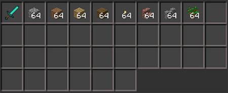 Мод Trading  для Minecraft PE