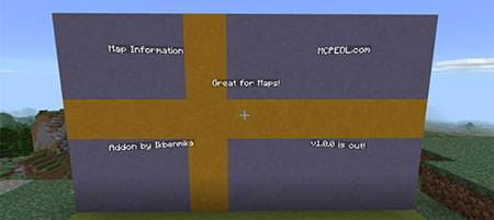 Мод Text Squids для Minecraft PE