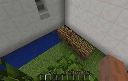 Карта Half Hearts Survival для Minecraft PE
