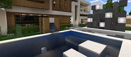 Текстуры Modern HD для Minecraft PE