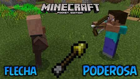 Мод Hurtful Arrows для Minecraft PE