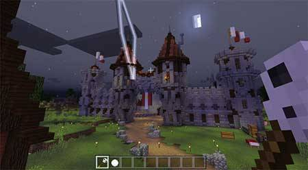 Magic Wand mcpe 3