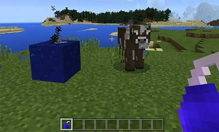 Mod Mine-Bombs for Minecraft PE