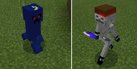 Mine-Bombs mcpe 3